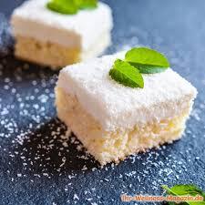 einfacher saftiger low carb kokoskuchen rezept ohne zucker