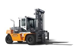 100 Industrial Lift Truck Doosan Vehicles 7Series Big S Enter Production