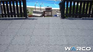 This Roof Terrace Design Is Modern And Children Friendly Elegant Mosaic Tiles Resemble