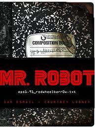 MR ROBOT Red Wheelbarrow Eps191 Redwheelbarr0wtxt By