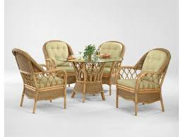 Braxton Culler Everglade Tropical Five Piece Rattan Dining Set With ... Set Of Six Leatherbound Rattan Ding Chairs By Mcguire Eight Brge Mogsen For Sale At 1stdibs Vintage Bentwood Of 3 Stol Kamnik Cane And Rattan Fniture Five Shop Provence Oh0589 Outdoor Patio Wicker With Arms Teva Bora 2 Verona Pair Garden Fniture Brown Muestra Natural Teak Wood Woven Chair Zin Home Hospality Kenya Mcombo Poolside Cversation C Capris And Ottomans Sc753 Weathered Gray