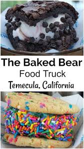 The Baked Bear Temecula - Custom Ice Cream Sandwiches | Desserts ... 196 Below Trucking Around Coolhaus Serves Ice Cream Sandwiches In Range Of A Haute Cookie The Street Food Coalition Happy Ice Cream Sandwich Day Al Rembers The Good Humor Truck Fifteen Classic Novelty Treats From Truck Sandwich Sweettooth In Seattle We Tried 7 Brasfind Out Which Were Buying Cupcakes Cashmere Toronto Gta Mr Iceberg Youtube 5 Diy Sandwiches Rachael Ray Every Chocolate Chip Icecream Cooking Tv Recipes Say No To Bacon