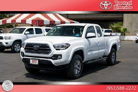 New 2018 Toyota Tacoma SR5 Access Cab In Riverside #00702493 ... 2018 Chevrolet Silverado 1500 Lt Truck Double Cab Riverside Auto Commercial Motors Used Truck Of The Week A Volvo Fh16 6x2 Tractor Chrysler Dodge Jeep Ram Marinette Vehicles For Sale In These County Cities Are Asking Voters To Boost Sales Taxes Riverside Auto Truck Sales Iron Mountain Mi 49801 Car Rti Kenworth T680 Available Lease Purchase Youtube 2013 Scania Rseries Midlift Topline Unit Stock Photos Images Alamy Ford Havelock Nc 28532 Chevy 2500hd Ca Dealer Hanbury Stocklist