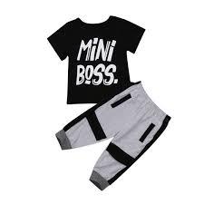 Großhandel Neugeborenes Baby Mädchen Jungen Kleidung Brief Strampler Briefmarke Brief Gewicht