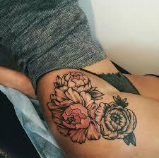 Best 25 Thigh Script Tattoo Ideas On Pinterest