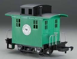 caboose l caboose g scale model freight cars