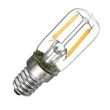 cob led light bulb e12 e14 g9 1w 2w dimmable tubular refrigerator