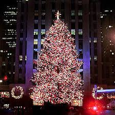 Rockefeller Christmas Tree Lighting 2018 by Rock Center U0027s Tree Lighting Spectacular