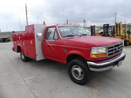 1996 Ford F SUPER DUTY Mechanic / Service Truck For Sale | Cleveland ...