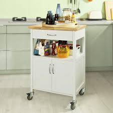 sobuy küchenwagen küchenschrank getränkewagen fürs büro fkw22 wn