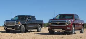 GMC Sierra Denali Gets A Chevy Sibling: Meet The Range-Topping ... Gmc Comparison 2018 Sierra Vs Silverado Medlin Buick 2017 Hd First Drive Its Got A Ton Of Torque But Thats Chevrolet 1500 Double Cab Ltz 2015 Chevy Vs Gmc Trucks Carviewsandreleasedatecom New If You Have Your Own Good Photos 4wd Regular Long Box Sle At Banks Compare Ram Ford F150 Near Lift Or Level Trucksuv The Right Way Readylift 2014 Pickups Recalled For Cylinderdeacvation Issue 19992006 Silveradogmc Bedsides 55 Bed 6 Bulge And Slap Hood Scoops On Heavy Duty Trucks