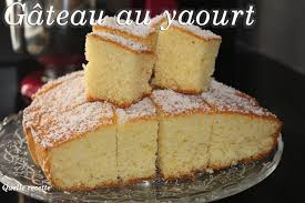 recette dessert avec yaourt quel gateau faire avec des yaourts gâteaux et pâtisseries site