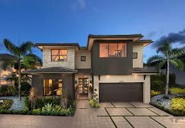 100 Modern Homes In Miami Retreat New Home Plan In Satori Executive Estates