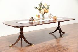 SOLD - Georgian Traditional 10' Banded Mahogany Dining Table, Ethan ... Ethan Allen Oval Coffee Table Upscale Consignment Barrymore Ding Tables Collectors Classics Elegant Copper Top Round End Like New Room Set Farmington Ct Patch Deacon Square Heron Fniture Archives Page 2 Of 4 Tastefully Inspired Interior And Chairs Furnishings In Tulsa Ok European Paint Finishes Ethan Allen Cocktail Table Delmarva Fniture Rectangular