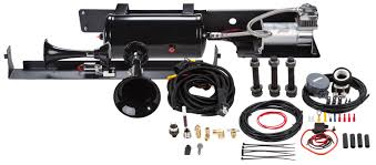 Train Horn System For 2009-2014 Ford F-150 And SVT Raptor VELO-220 ... Where To Get Big Rig Horns Diesel Forum Thedieselstopcom 150db Dual Trumpet Air Horn Compressor Kit For Van Train Car Truck Diagram Of Parts An Adjustable And Nonadjustable 12v Boat 117 Horn 12 24 Volt 2 Trumpet Air Loudest Kleinn 142db Kleinn Hk8 Triple Accsories Pinterest Horns Trucks Canada Best Resource Spare Tire Delete Bracket Hornblasters Blasters Outlaw 127v Black Sk Customs 12v Super Loud Mega Tank Truckin Magazine 8milelake 150db Ki