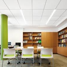 Tectum Lay In Ceiling Panels by Linear Lighting Integration Armstrong Ceiling Solutions U2013 Commercial