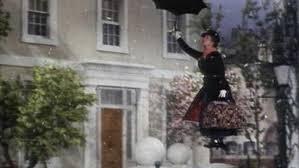Compre 2018 Mary Poppins Regresa Cosplay Mary Poppins Vestido De