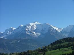 mountain ranges of europe alps