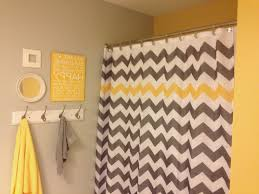 Yellow And Gray Chevron Bathroom Set by Inspirational Gray Bathroom Decor Bathroom Ideas
