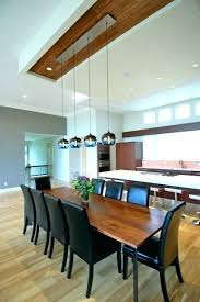 Above Dining Table Lights Room Hanging Light Fixtures Impressing