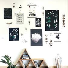 Wall Decor For Bedroom Bohemian Art Photo In Diy Tumblr