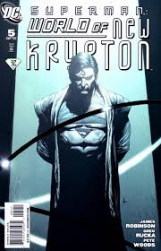 Superman World Of New Krypton 5