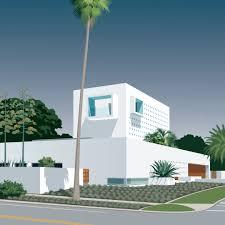 100 Modern Homes Magazine Only In Sarasota Spencer House Sarasota