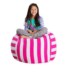 Amazon.com: Posh Stuffable Kids Stuffed Animal Storage Bean Bag ... Amazoncom Jaxx Nimbus Spandex Bean Bag Chair For Kids Fniture Creative Qt Stuffed Animal Storage Large Beanbag Chairs Stockists Best For Online Purchase Snorlax Sizes Pink Unique Your Residence Inspiration Childrens Bean Bag Chairs Ikea Empriendoclub Sofa Sack Plush Ultra Soft Memory Posh Stuffable Ultimate Giant Foam