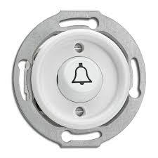 wipptaster klingel duroplast inklusive abdeckrahmen