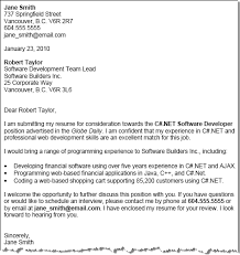 Sample Cover Letters Letter Examples Contemporary