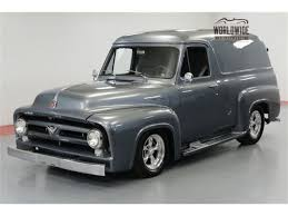 100 Ford Panel Truck For Sale 1954 For ClassicCarscom CC1105824