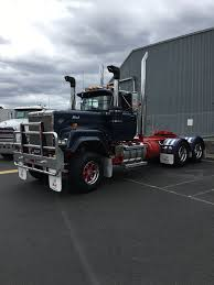 Mack Truck. | Good Old Mack's | Pinterest | Mack Trucks, Rigs And ...