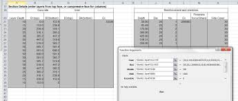 Excel Ceiling Function Vba by Using Beam Design Functions Newton Excel Bach Not Just An