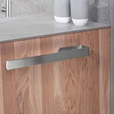 gedotec handtuchhalter bad küche handtuchstange edelstahl