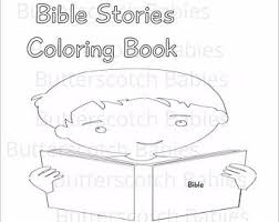 Jw Kids Bible Stories Coloring Book Gifts Stuff