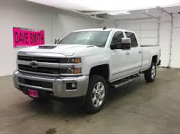 100 Dave Smith Motors Used Trucks PreOwned 2018 Chevrolet Silverado 3500 LTZ 4WD Crew Cab 1677 In