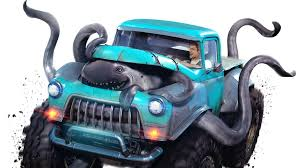 100 Ace Ventura Monster Truck S Movies FOX