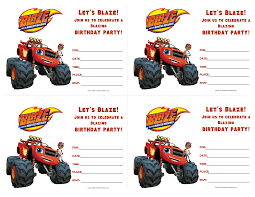 Free Blaze And The Monster Machines Birthday Invitations On ... Mr Vs 3rd Monster Truck Birthday Party Part Ii The Fun And Cake Monster Truck Food Labels Mrruck_party_invitions_mplatesjpg Unique Free Printable Grave Digger Invitations Gallery Marvelous Ideas At In A Box Cool Blue Card Truck Birthday Blaze The Machine Invitation On Design Of Jam Ticket Style Personalized 599 Sophisticated Photo Christmas Card