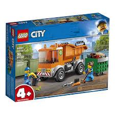100 Garbage Truck Toy City By LEGO 60220 Eugene Hobby