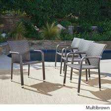 Dover Outdoor Wicker Armed Stacking Chairs With Aluminum Frame (Set Of 4) Gdf Studio Dorside Outdoor Wicker Armless Stack Chairs With Alinum Frame Dover Armed Stacking With Set Of 4 Palm Harbor Stackable White All Weather Patio Chair Bay Island Noble House Multibrown Ding 2pack Plowhearth Bistro Two 30 Arm Brown 51 Bfm Seating Ms11cbbbl Gray Rattan Inoutdoor Restaurant Of Red By Crosley Fniture