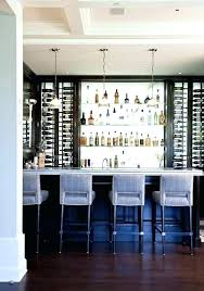 Built In Bar Dining Room Bars Ideas Ins Kitchen Creative