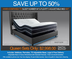 Select Comfort Adjustable Bed by Adjustable Beds On Sale Closeout Pricing Free Shipping And