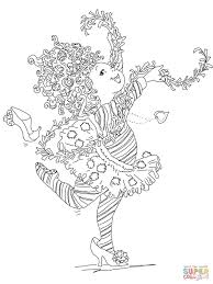 Click The Fancy Nancy Coloring