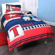 From Just Boys Bedding Thomas No1 Quilt Cover Set