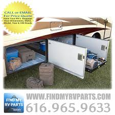 Monaco Holiday Rambler Rv Motorhome Fleetwood Beaver Safari Baggage Door Replacement Basement Side Hinged