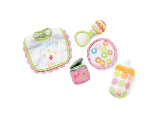 Manhattan Toy Baby Stella Feeding Set