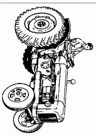 Coloriage A Imprimer De Tracteur Coloriage De Tracteur Massey