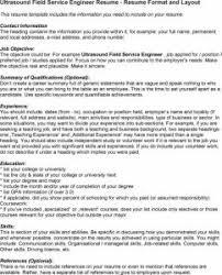 Ultrasound Resume Exles by Exles Of Resumes Executive Assistant Resume In Nyc Sales