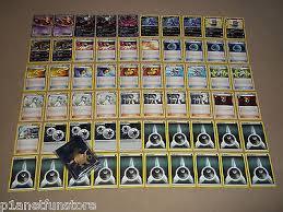 60x tournament extended format deck darkrai yveltal