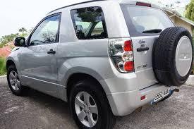 suzuki grand vitara 3 doors classified ad cars parc de la baie